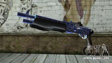 Graffiti Shotgun v2 para GTA San Andreas