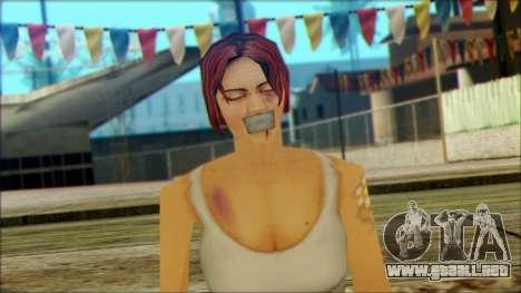 Manhunt Ped 9 para GTA San Andreas tercera pantalla