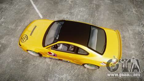 Nissan Silvia S15 Street Drift [Updated] para GTA 4 visión correcta