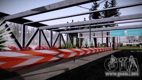 La Aduana Por Makar_SmW86 para GTA San Andreas tercera pantalla