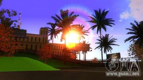 Texturas en HD skate Park y hospital V2 para GTA San Andreas novena de pantalla