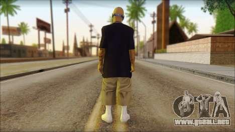 El Coronos Skin 3 para GTA San Andreas segunda pantalla
