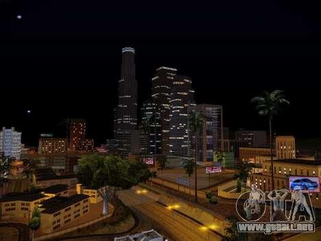 Nueva ENBSeries por MC_Dogg para GTA San Andreas octavo de pantalla
