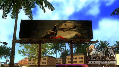Texturas en HD skate Park y hospital V2 para GTA San Andreas sexta pantalla