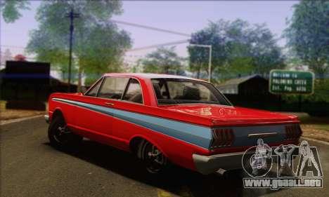 GTA V Blade para GTA San Andreas left