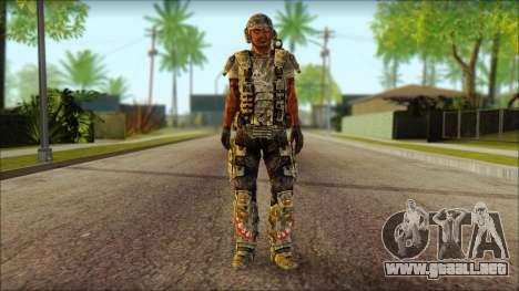 El siguiente Capítulo (Aliens vs. Predator 2010) para GTA San Andreas