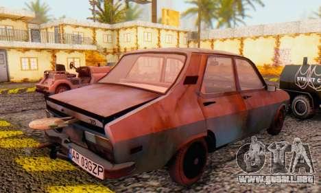Dacia 1310 MLS Rusty Edition 1988 para la visión correcta GTA San Andreas