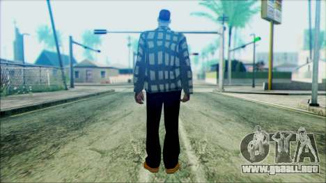 Bmypol2 from Beta Version para GTA San Andreas segunda pantalla