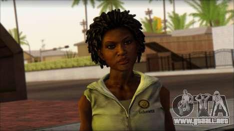 Joslin Reyes para GTA San Andreas tercera pantalla