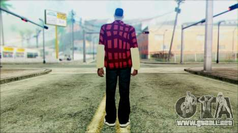 Bmypol1 from Beta Version para GTA San Andreas segunda pantalla