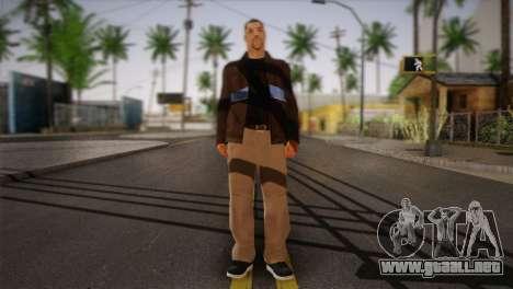 Russian Mafia Skin para GTA San Andreas