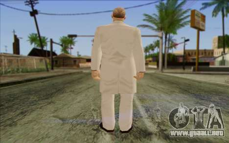 Doctor ruso para GTA San Andreas segunda pantalla