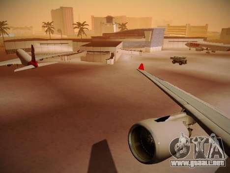 Airbus A330-200 TAM Airlines para GTA San Andreas