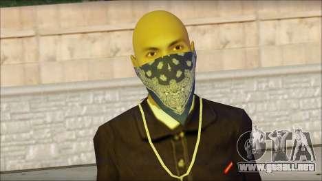 El Coronos Skin 3 para GTA San Andreas tercera pantalla