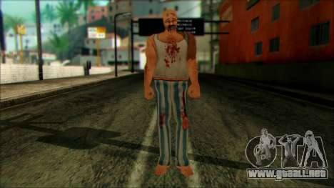 Manhunt Ped 8 para GTA San Andreas