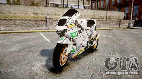 Honda RC211V para GTA 4