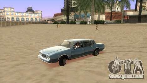Bright ENB Series v0.1 Alpha by McSila para GTA San Andreas sucesivamente de pantalla
