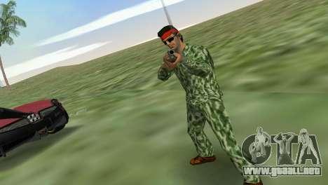 Camo Skin 04 para GTA Vice City tercera pantalla