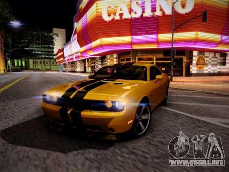Nueva ENBSeries por MC_Dogg para GTA San Andreas twelth pantalla
