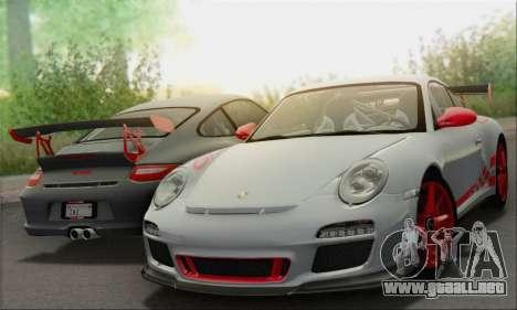 Porsche 911 GT3 2010 para el motor de GTA San Andreas