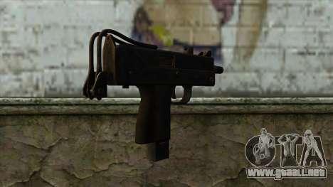 TheCrazyGamer Mac 10 para GTA San Andreas segunda pantalla