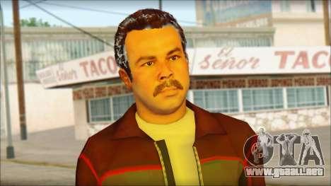 GTA 5 Ped 8 para GTA San Andreas tercera pantalla