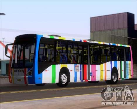 Caio Millennium II Volksbus 17-240 para GTA San Andreas left