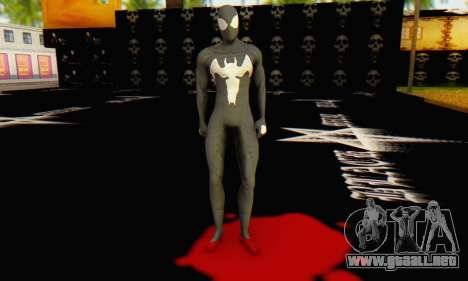 Skin The Amazing Spider Man 2 - Molecula Estable para GTA San Andreas séptima pantalla