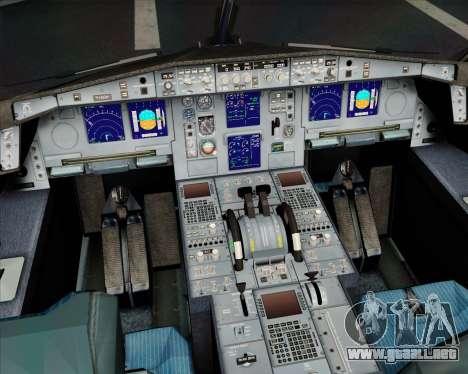 Airbus A330-300 Scandinavian Airlines System. para las ruedas de GTA San Andreas