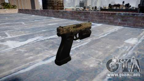 Pistola Glock 20 devgru para GTA 4 segundos de pantalla