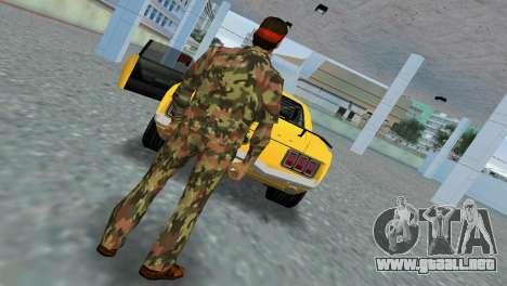 Camo Skin 09 para GTA Vice City segunda pantalla