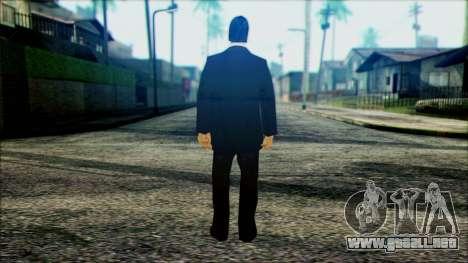 Triada from Beta Version para GTA San Andreas segunda pantalla