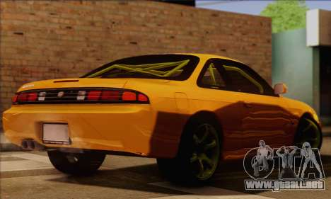 Nissan 200sx Drift Monster Energy para GTA San Andreas left