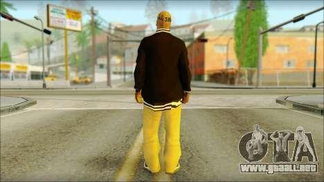 El Coronos Skin 2 para GTA San Andreas segunda pantalla