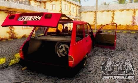 Dacia 1310 Break WUC para la visión correcta GTA San Andreas