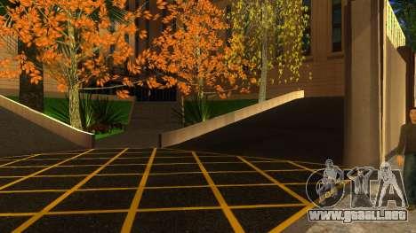 Texturas en HD skate Park y hospital V2 para GTA San Andreas segunda pantalla