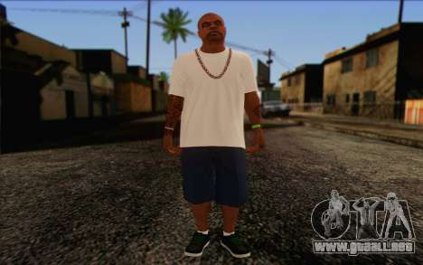 Stretch from GTA 5 para GTA San Andreas