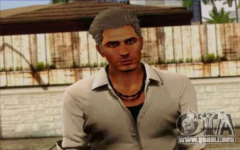 Keith Ramsey v1 para GTA San Andreas tercera pantalla