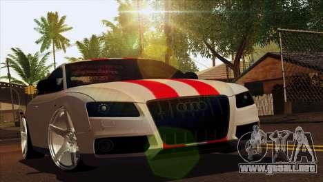 Audi S5 2007 para GTA San Andreas