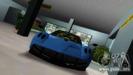 Pagani Huayra 2012 para GTA Vice City