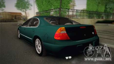 Chrysler 300M para GTA San Andreas left