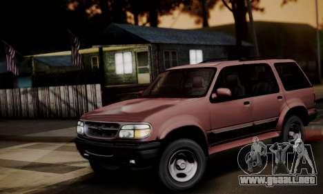 Ford Explorer 1996 para GTA San Andreas