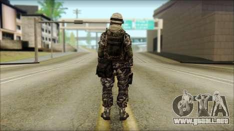 STG from PLA v2 para GTA San Andreas segunda pantalla