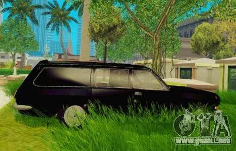 GAS-24-12 coche fúnebre para GTA San Andreas left