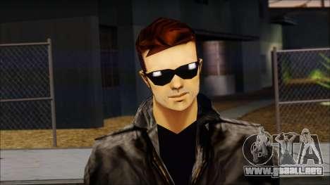 Shades Claude v1 para GTA San Andreas tercera pantalla