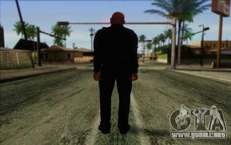 La policía (GTA 5) de la Piel 3 para GTA San Andreas segunda pantalla