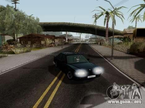 BMW 760i E38 para visión interna GTA San Andreas