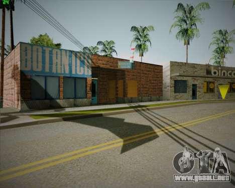 Rompe tienda de Binco para GTA San Andreas segunda pantalla