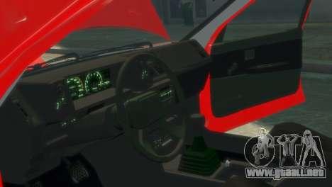 Toyota Sprinter Trueno AE86 SR para GTA 4 vista hacia atrás