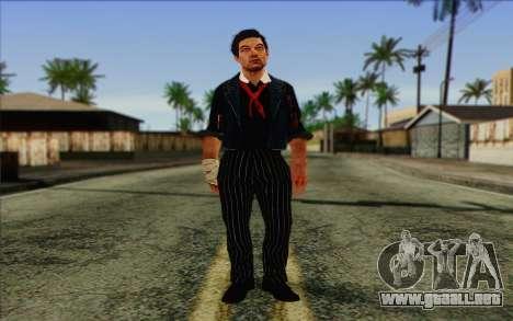 Booker DeWitt Skin para GTA San Andreas